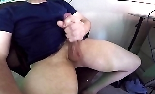 Christening My New Cali Apartment with a Cumshot