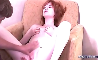 Ariel Snow - First Porn