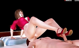 Honey Select Heeljob Animation VII
