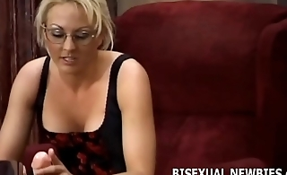 I think you are ready for your first bisexual threeway