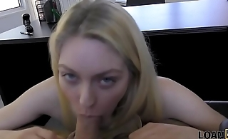 LOAN4K. Sexy go-go dancer indubitably likes to feel like at porn casting