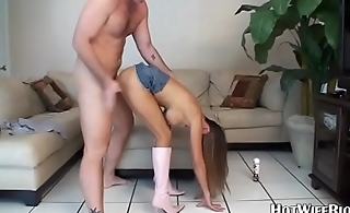 Hot wife Rio - Pink boots