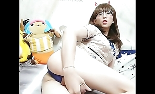 Beautiful Chinese  Abbykitty Masturbation sexy show-1