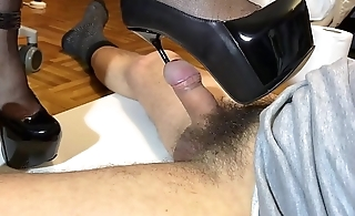 Mistress heel insertion