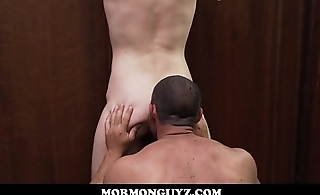 Two Mormon Guys Have Sex After Being Ordained As Bishop