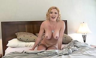 Joey Valentine Fucks Until She Squirts Pussy Juice