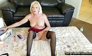 Ms Paris Rose is Encouraging the Ultimate Orgasms