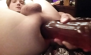 Huge Anal Dildo My Purple Passion (pull out) yash north